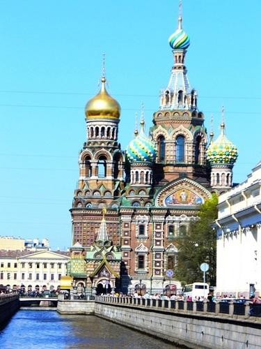 Na podbój wschodu! Relacja z wyprawy do St. Petersburga