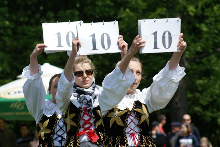 Wieża Mocy's score for type. By Krzysztof Dużyński