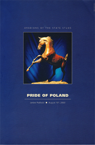 Pride of Poland 2003