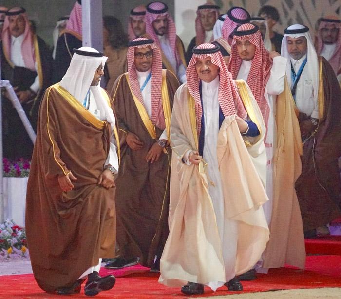 JW Książę Saud Bin Naif Bin Abdulaziz Al Saud, gubernator Prowincji Wschodniej, fot. Monika Luft