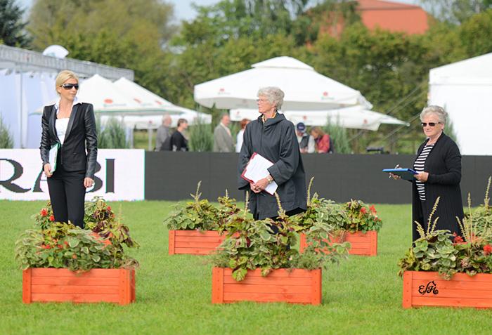 Claudia Darius (Niemcy), Christina Wale (Szwecja) i Titti Gagliani (Włochy). Fot. Ewa Imielska-Hebda
