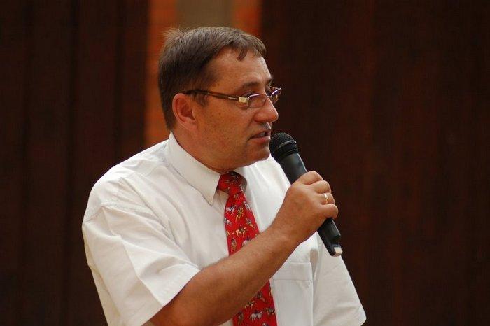 Tomasz Skotnicki, fot. Zuzanna Zajbt