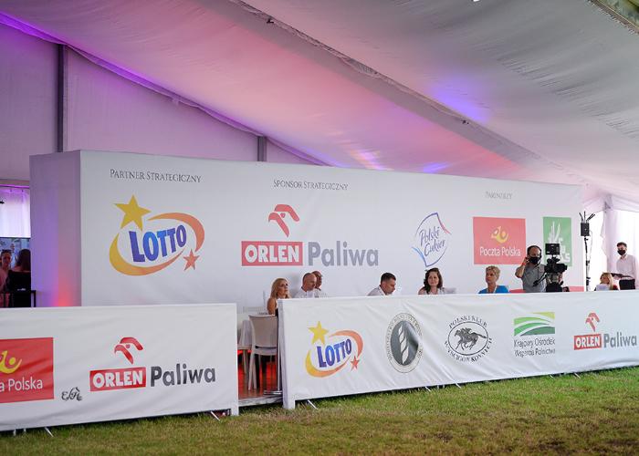 Sektor VIP, fot. Ewa Imielska-Hebda