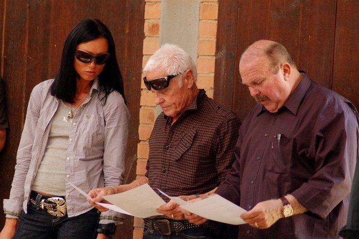 Iwona Dorabialska, Raymond Mazzei i Manny Vierra, fot. Zuzanna Zajbt