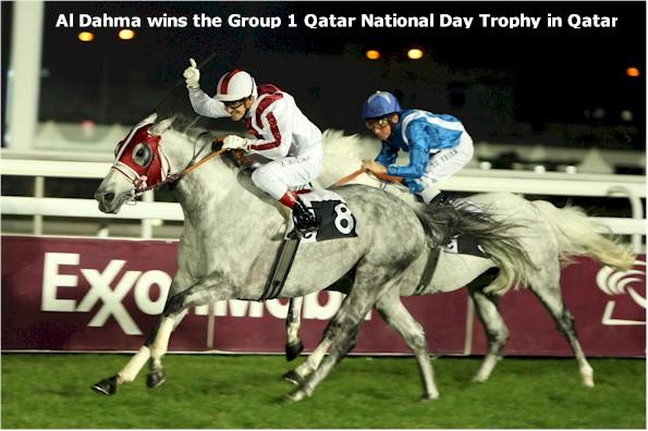 Podsumowanie sezonu wyścigowego 2009/2010 w Katarze