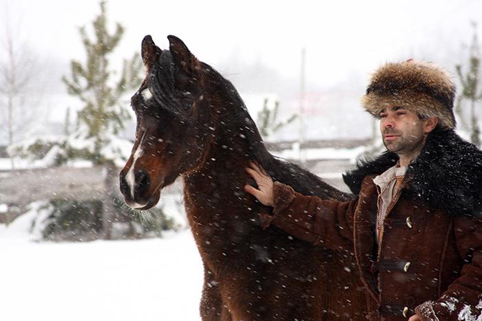 Murat-Nur z Krzysztofem Czarnotą, fot. Artur Pol