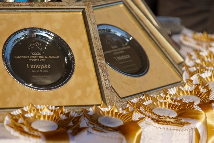 Janów trophies, by Krzysztof Dużyński