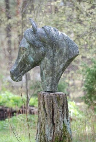 Rzeźba Anny Dębskiej, fot. Mateusz Jaworski