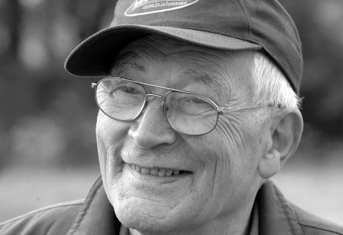 Prof. Ludwig Maciąg. Fot. Piotr Dzięciołowski