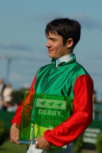 Anton Turgaev, fot. Zuzanna Zajbt