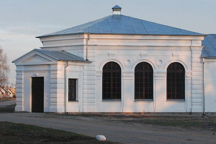 Dawny Lazaret, przyszłe Centrum Rozrodu w SK Janów Podlaski, fot. Mateusz Jaworski
