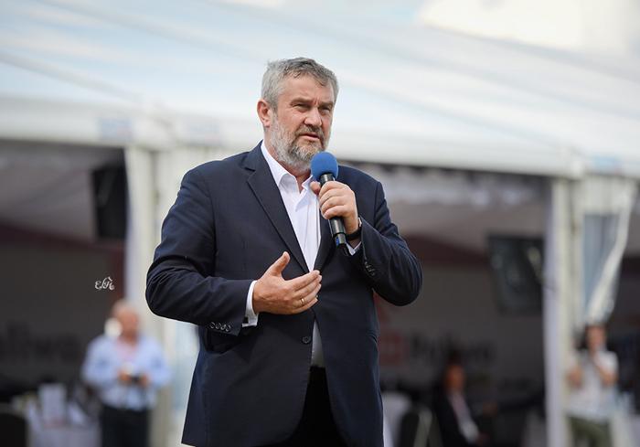 Min. rolnictwa Jan Krzysztof Ardanowski, fot. Ewa Imielska-Hebda