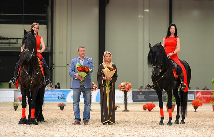 Irina Stigler i Igor Boczkarew, fot. Ewa Imielska-Hebda