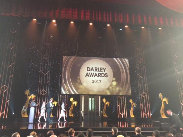 Ceremonia wręczenia nagród HH Sheikha Fatima Bint Mubarak Darley Arabian Awards 2016 (fot. dzięki uprzejmości Longina Błachuta)