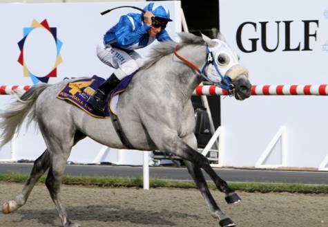 Jaafer wygrywa Dubai Kahayla Classic, fot. Hadrian Hernandez