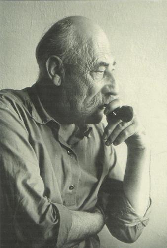 Józef Tyszkowski w obiektywie Włodzimierza Puchalskiego - najsłynniejsze zdjęcie hodowcy