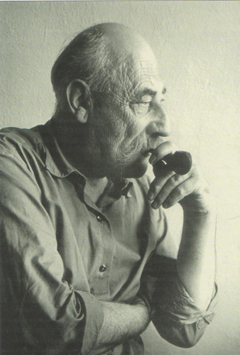 Najsłynniejsze zdjęcie Józefa Tyszkowskiego, autorstwa Włodzimierza Puchalskiego