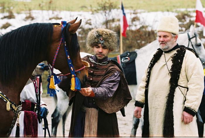 Krzysztof Czarnota, MVA Prince Vayu i poświęcony owies, fot. Tadeusz Budziński