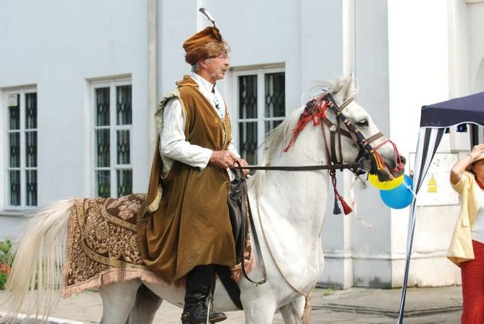 Maciej Falkiewicz na Kaukazie (Ernal - Kamczatka), fot. Mateusz Jaworski