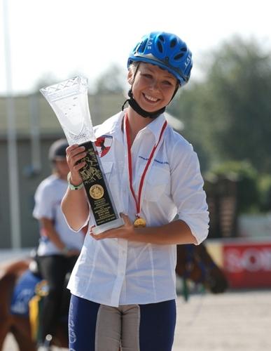 Polish Champion Kamila Kart by Mateusz Jaworski