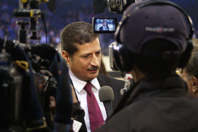 Mohammed Al Sulaiti, fot. Krzysztof Dużyński