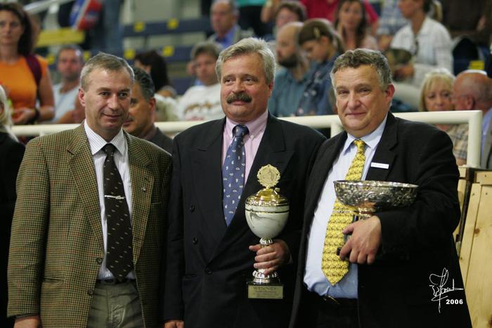 Triumf (Jerzy Urbański, Marek Trela i Jerzy Białobok), fot. Joanna Jonientz