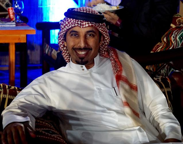 Nasser Mohammed Al Hajri, by Monika Luft