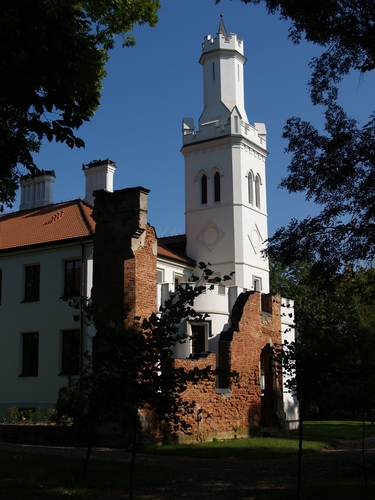 Pałac w Chrcynnie, fot. Alicja Poszepczyńska