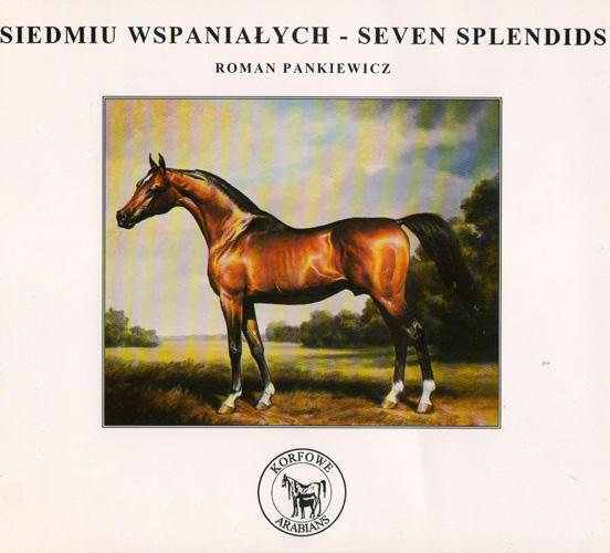 Siedmiu Wspaniałych, autor: Roman Pankiewicz, wyd. Korfowe Arabians
