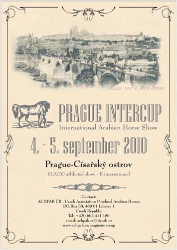 Pierwszy Prague Intercup we wrześniu