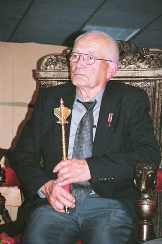 Profesor Ludwig Maciąg, fot. Mateusz Jaworski