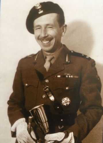 Rotm. Jerzy Iwanowski, fot. archiwum