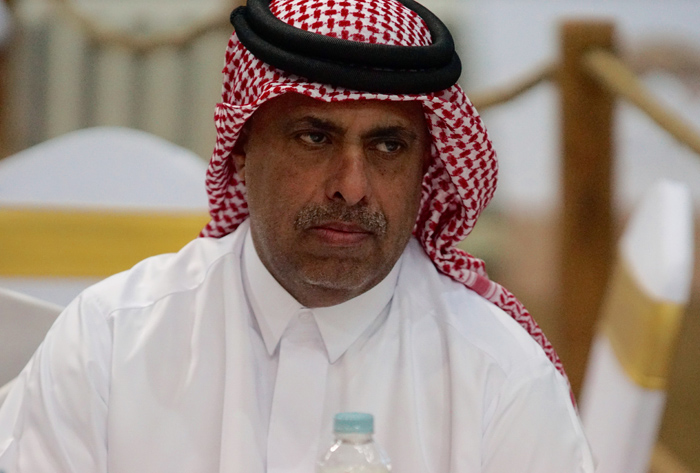 Szejk Hamad Bin Ali Al Thani, fot. Monika Luft