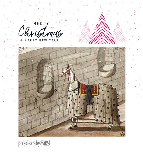 Szczęśliwych świąt Bożego Narodzenia i najlepsze życzenia na Nowy Rok od portalu polskiearaby.com!