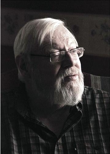 Adam Rybiński. Photo from Mr. Adam Rybiński's home archive