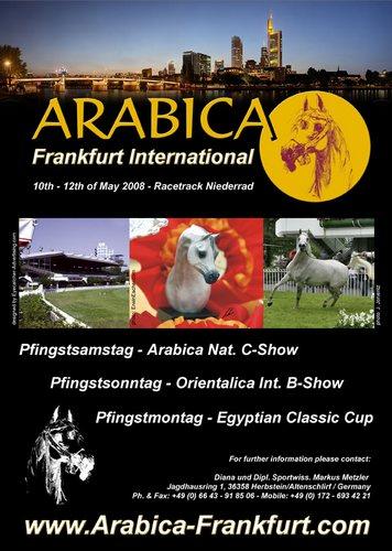 Arabica we Frankfurcie