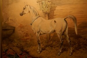 Bagdad, painted by Juliusz Kossak. Photo: polskiearaby.pl