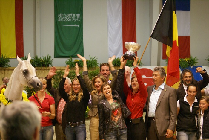 The happiness of the Belgians. By Krzysztof Dużyński
