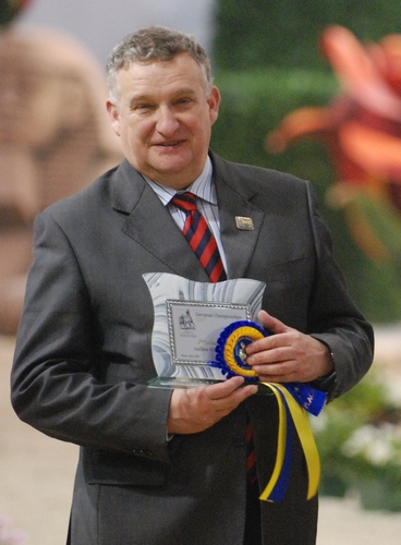 Dyr. Jerzy Białobok, fot. Mateusz Jaworski