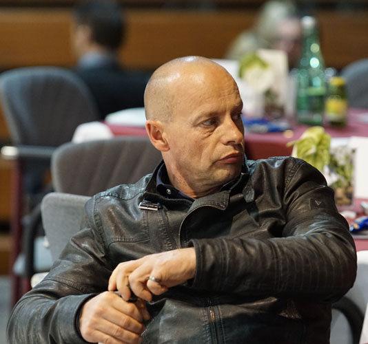 Erik Dorssers, fot. Krzysztof Dużyński
