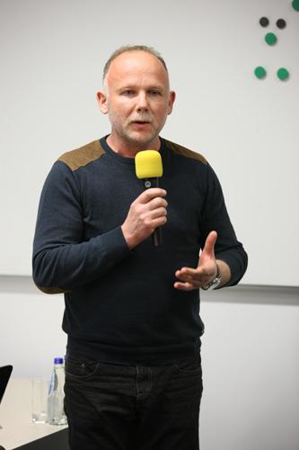 Dr Bernard Turek, fot. Tomasz Ozdoba