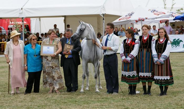 With Ekstern, Janów Podlaski 2008, by Krzysztof Dużyński