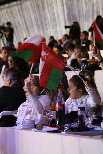 Fanki z Omanu, fot. Krzysztof Dużyński