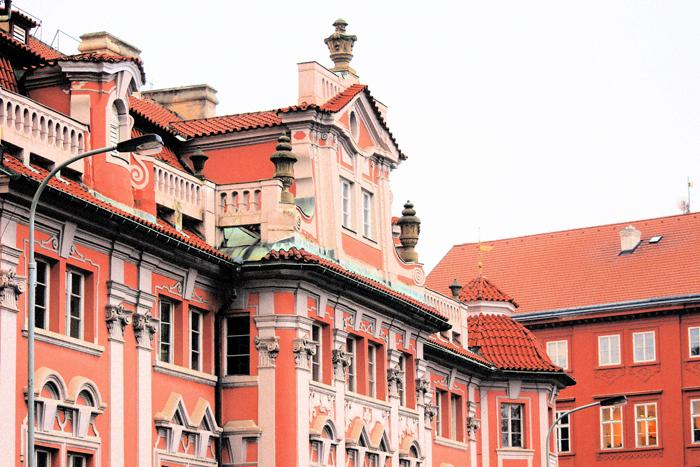 Praga, fot. Andrzej Szalkowski