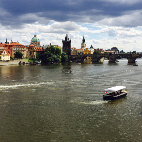 Praga, fot. Mateusz Jaworski