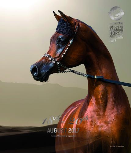 Na okładce katalogu: Razi Al Khalediah