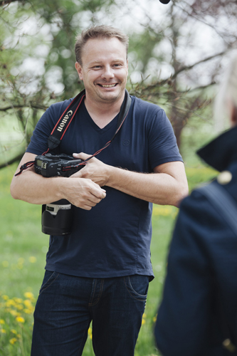 Glenn Jacobs zakończył wczoraj sesje zdjęciowe do katalogu aukcji Pride of Poland 2017