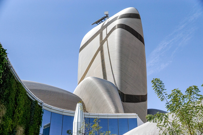 King Abdulaziz Center for World Culture (Ithra), by Monika Luft