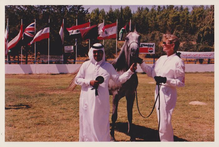 Jordania 1993. Fot. z archiwum Szejka Hamada Bin Ali Al Thani