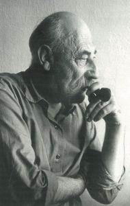 Józef Tyszkowski. Photo from Maria Wierzbicka-Maciejewska's private archive